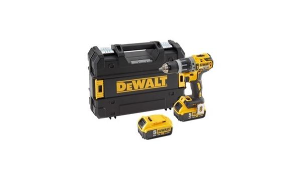 Dewalt DCD796D2 Combi Drill 18V XR Brushless Compact Lithium