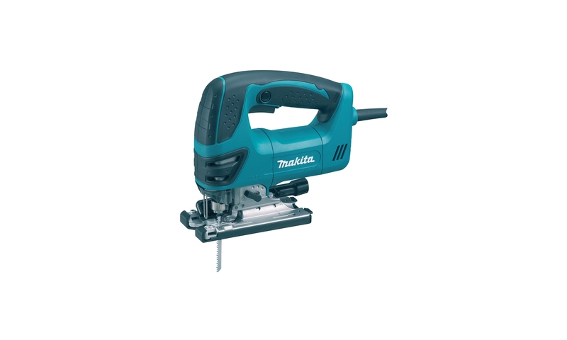 Makita 4350FCT 110V Orbital Action Jigsaw with Toolless Blade Change