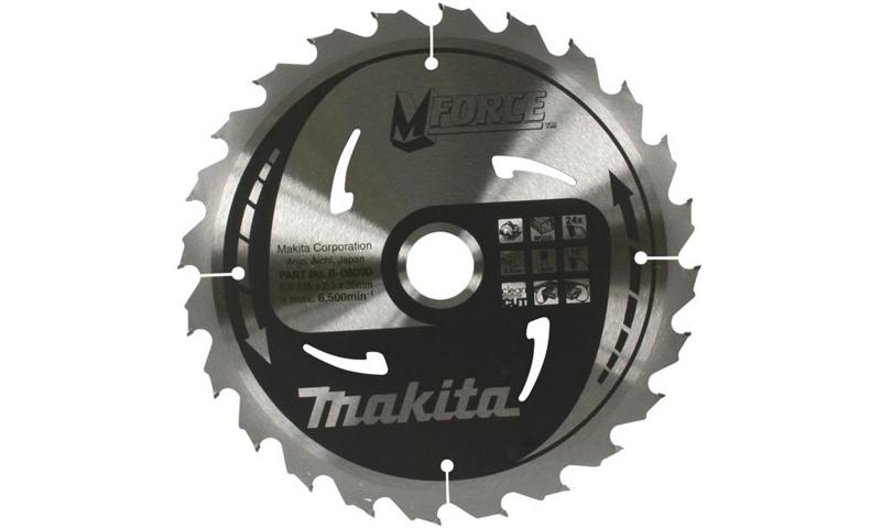 Makita B-09173 165mm x 20mm x 24T Specialized Circular Saw Blade