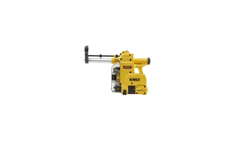 Dewalt Integrated Hammer Drill Dust Extractor (D25304DH)
