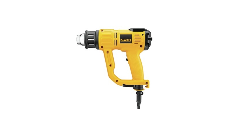 DeWalt D26414 2000w Premium Heat Gun with LCD Display 110v