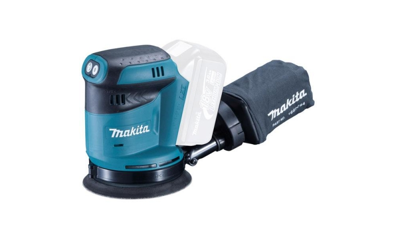 Makita DBO180Z 18V LXT Random Orbit Sander (Body Only)