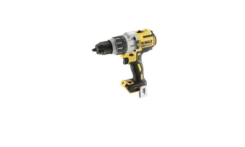 DeWalt DCD996M2 18V XR 3-Speed Brushless Hammer Combi Drill with 2 x 4.0Ah Batteries