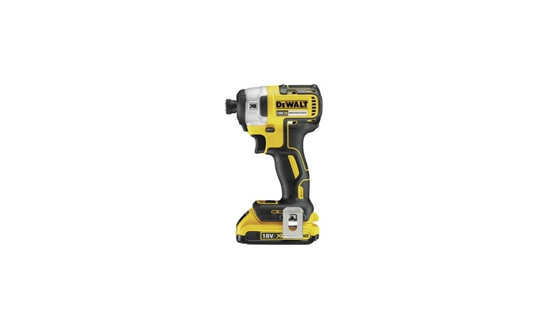 Dewalt DCF887D2 18V XR G2 Brushless 3 Speed Impact Driver - 2 x 2.0 ah batts, charger