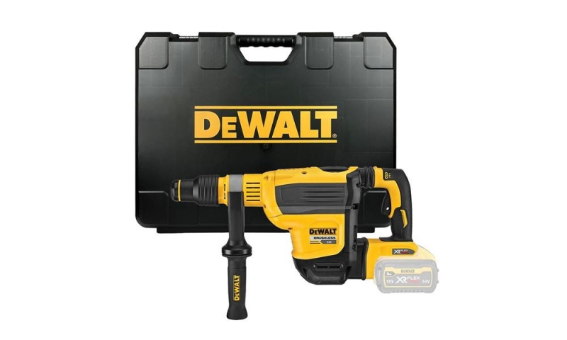 DEWALT DCH614N-XJ 54V XR Flexvolt 45mm 6Kg SDS-MAX Hammer Drill Bare Unit