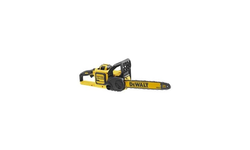 DeWalt DCM575X1 54V XR FLEXVOLT 40cm Chainsaw with 1 x 9.0Ah Battery