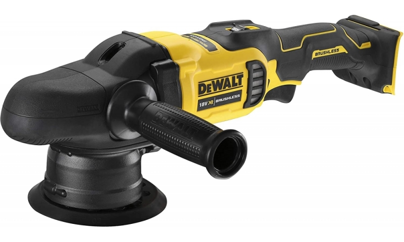 DeWalt DCM848N 18V XR 125mm Dual Action Polisher Body Only
