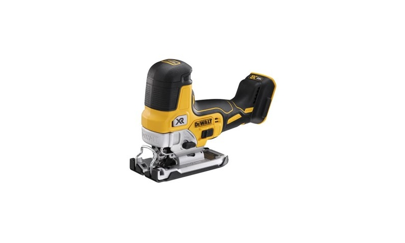 DeWalt DCS335N 18V XR Brushless Body Grip Jigsaw Bare Unit