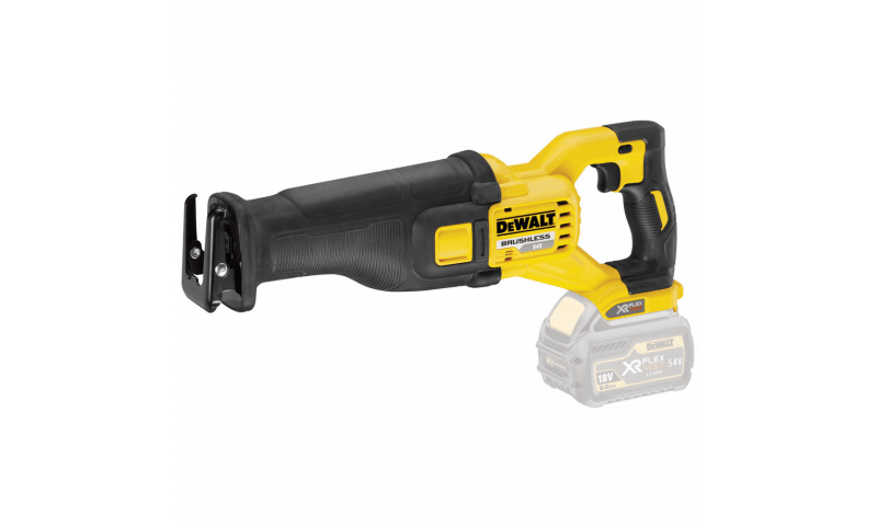 DeWalt DCS388N-XJ 54v XR FLEXVOLT Reciprocating Saw (Body Only)