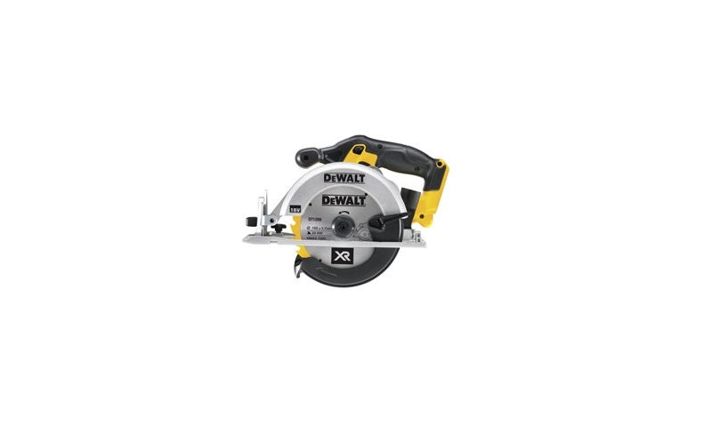 Dewalt DCS391M2 18V XR Li-Ion 165MM Circular Saw Kit (2 X 4AH Batteries)