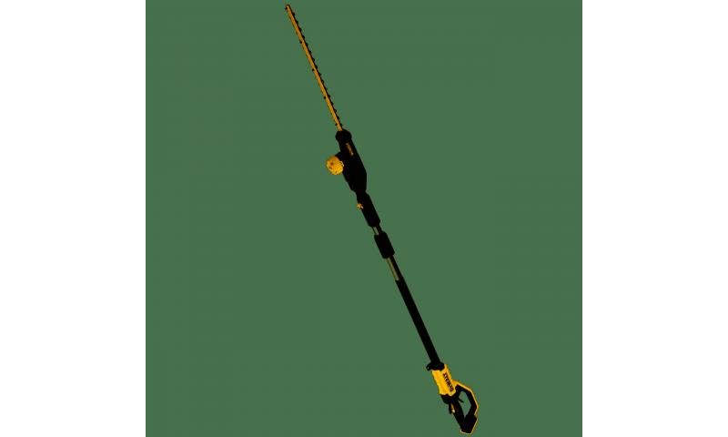 Dewalt DCMPH566N 18V XR Cordless Pole Hedge Trimmer (Body Only)