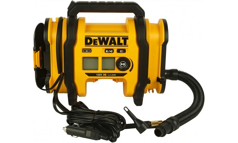 DEWALT DCC018N-XJ 18 Volt XR Inflator Body Only