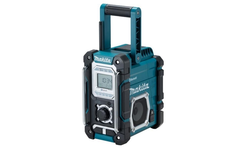 MAKITA DMR108 7.2 - 18 Volt Job Site Radio with Bluetooth and USB Charger