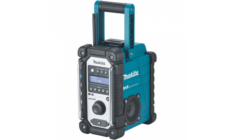 Makita Bluetooth Job Site DAB Radio (DMR106B)