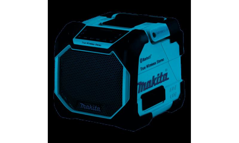 MAKITA DMR203 12V CXT / 18V LXT Bluetooth Jobsite Speaker Body Only