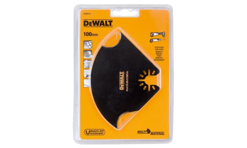 DEWALT DT20712-QZ Multi Tool Multi-Material Blade
