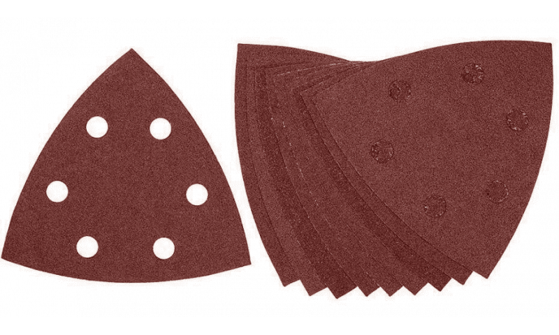 DeWalt DT3090-QZ Detail Sanding Sheets -93 x 93mm 40g - 10pk