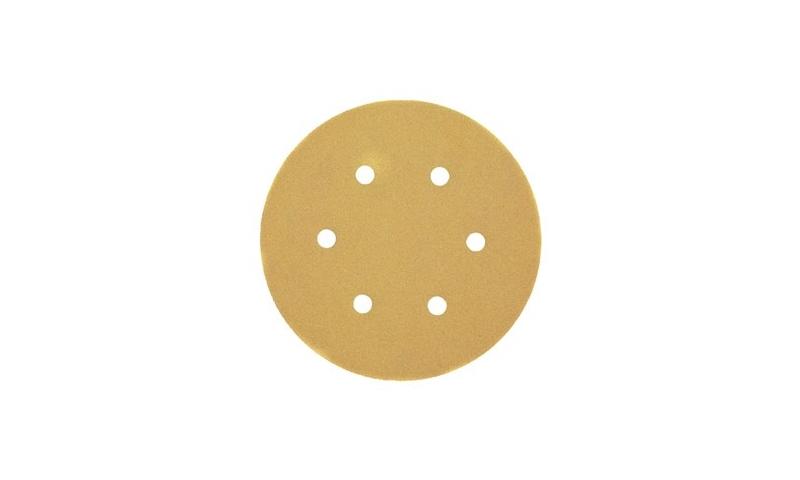 DeWalt Multi Purpose Sanding Discs 150mmx 180 grit x 10 Pack (DT3126-QZ)
