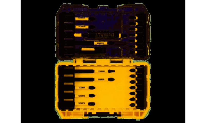 DEWALT DT70730T-QZ FLEXTORQ X25 PC SCREWDRIVER BIT SET