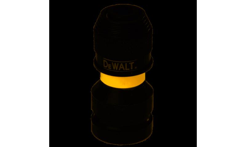 DeWalt DT7508 1/2in Drive to 1/4in Hex Impact Adaptor