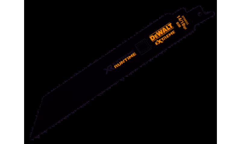 Dewalt DT99552-QZ FlexVolt Xr Metal Reciprocating Blades 14/18 TPI x5