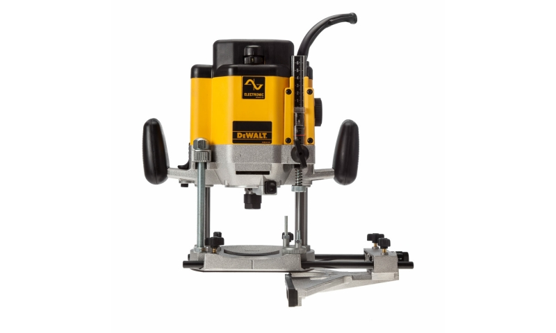 "DeWalt DW625EKT 110V 2000W 1/2"" Variable Speed Plunge Router"