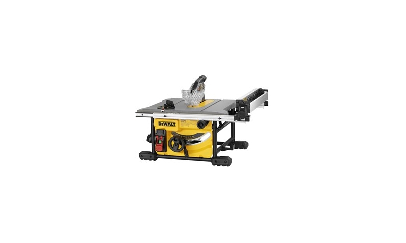 Dewalt DWE7485 110v 210mm Table Saw c/w De7400 Stand