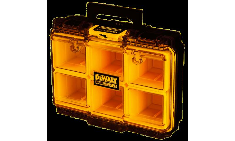 DeWalt DWST83392-1 TOUGHSYSTEM 2.0 Width Deep Organiser