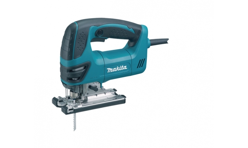 Makita 4350FCT 240V Orbital Action Jigsaw with Toolless Blade Change
