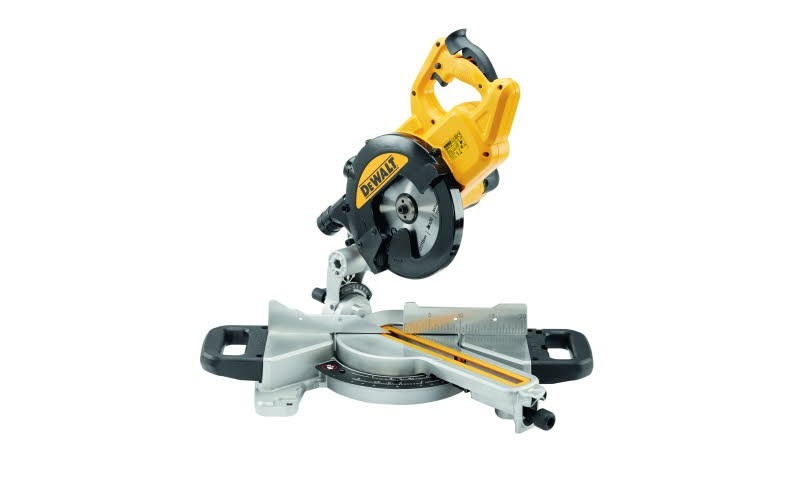 DeWalt DWS774 110V 216mm Sliding Mitre Saw