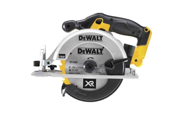 DeWalt DCS391N 18V XR 165mm Circular Saw (Body Only)