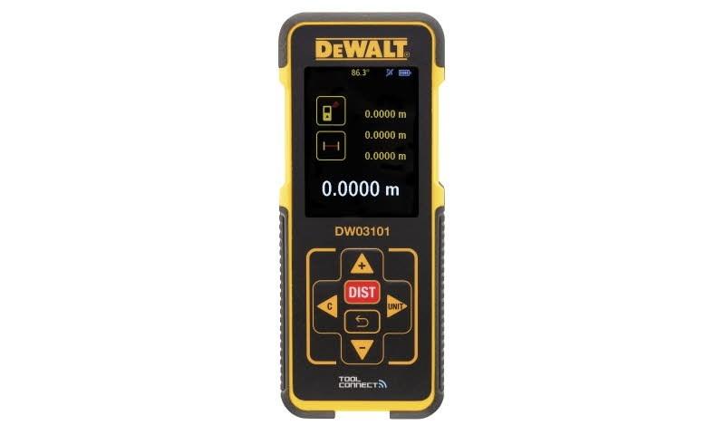 Dewalt 30m laser distance meter (Dw099e)