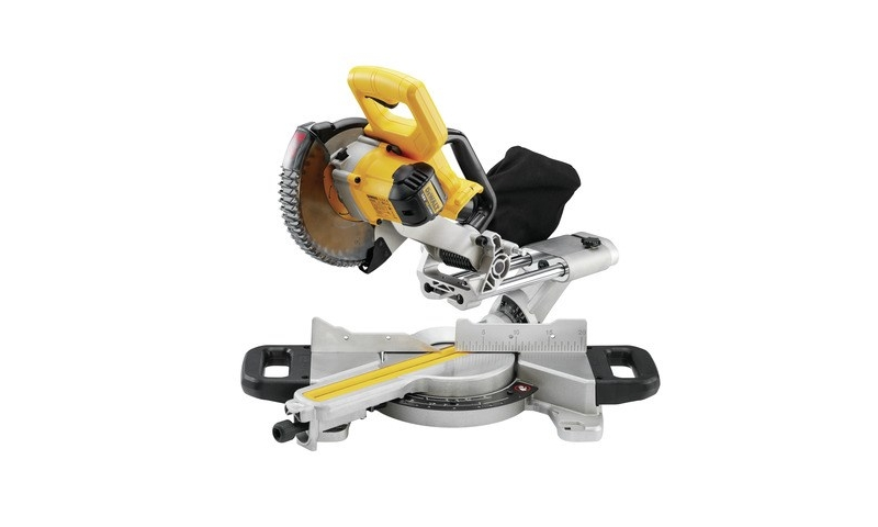 DeWalt DCS365N 18V XR Cordless Mitre Saw with XPS Cutline System Body Only