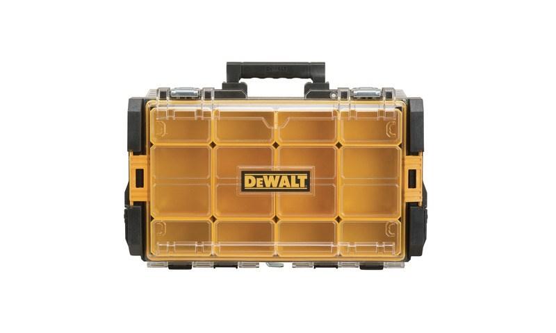 Dewalt DWST1-75522 DS100 Tough System Clear Lid Organiser