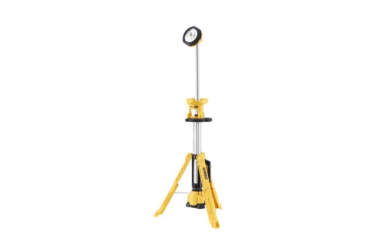 DeWalt DCL079-XJ 18v XR LED Tripod Light Body Only