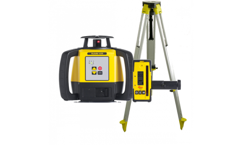 LEICA RUGBY 620 LASER LEVEL