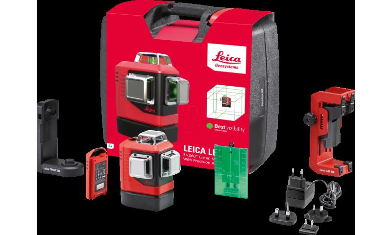 Leica Lino L6G 3x360° green Multi Line Laser