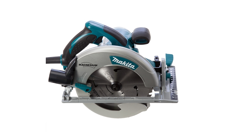 Makita 5008MGJ 210mm Circular Saw in MakPac Case 110v