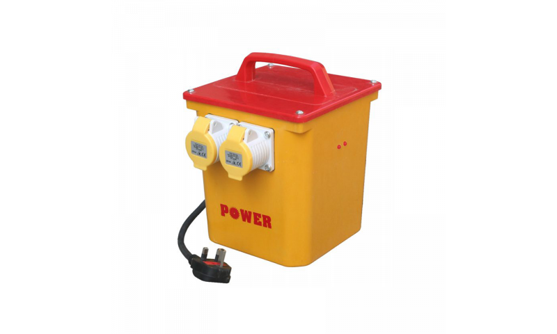 Power 3Kva Transformer 2 Outlets