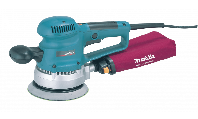 "Makita BO6030 110V 6"" (150mm) Random Orbit Sander"