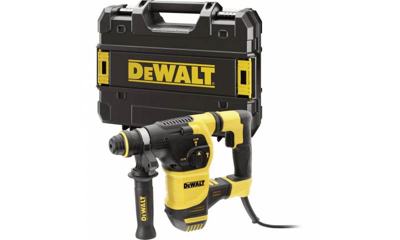 Dewalt D25333K 110V 950 Watt 30mm SDS Plus Rotary Hammer Drill
