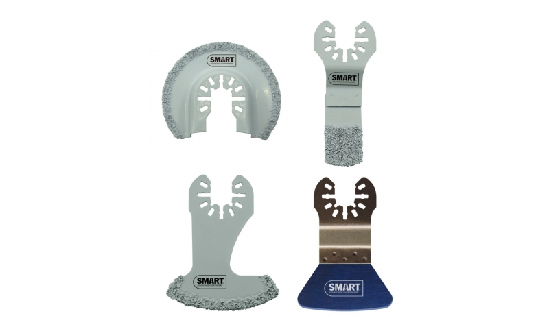 Smart 4PC Tilers Set SM4-TK