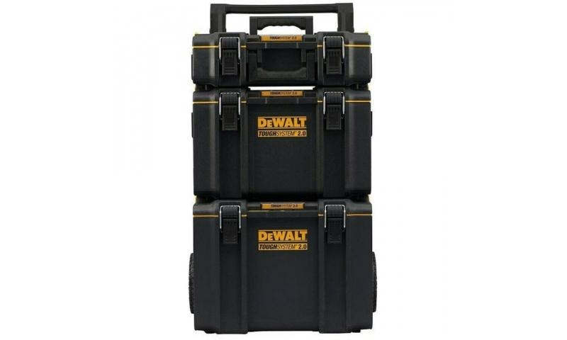 DEWALT DWST1-81052 ToughSystem Mobile Tower Tool Box